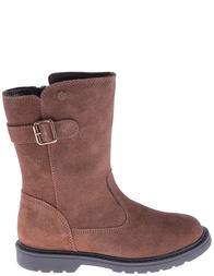 Детские сапоги для девочек NATURINO 4014-topo_brown