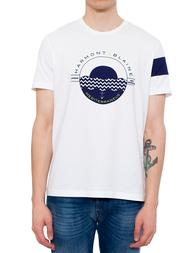 Мужская футболка HARMONT&BLAINE PI015820707-100