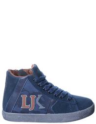 Детские кроссовки для мальчиков LUMBERJACK Aiden_spaceblue