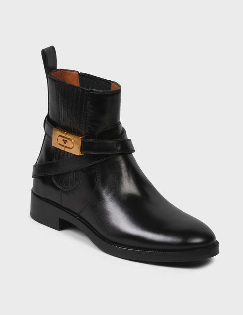 черные Ботинки Tory Burch 74354-BLACK