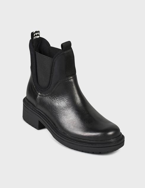 черные Ботинки Bikkembergs B4BKW0013-SANIDA