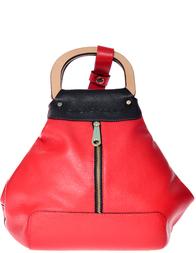Женский рюкзак Di Gregorio 1107_red