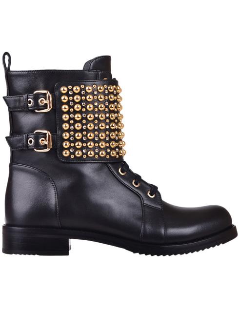 женские черные Ботинки Loriblu 81K2T248KK - фото-7