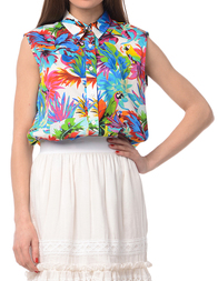 Женская блуза LOVE MOSCHINO CB3200T7953OO42