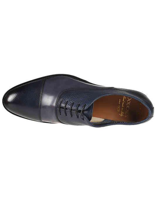 синие Оксфорды Doucal'S AGR-DU1049KAVIPZ264NB04 размер - 41; 42; 43; 44