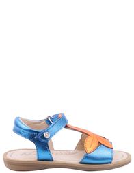 Детские босоножки для девочек NATURINO 2356-blue