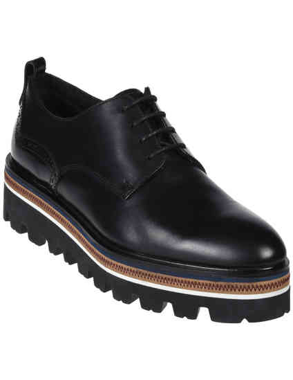 женские черные Туфли Fratelli Rossetti S75927_black - фото-2