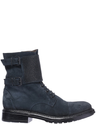 Женские ботинки NOW 2182_blue
