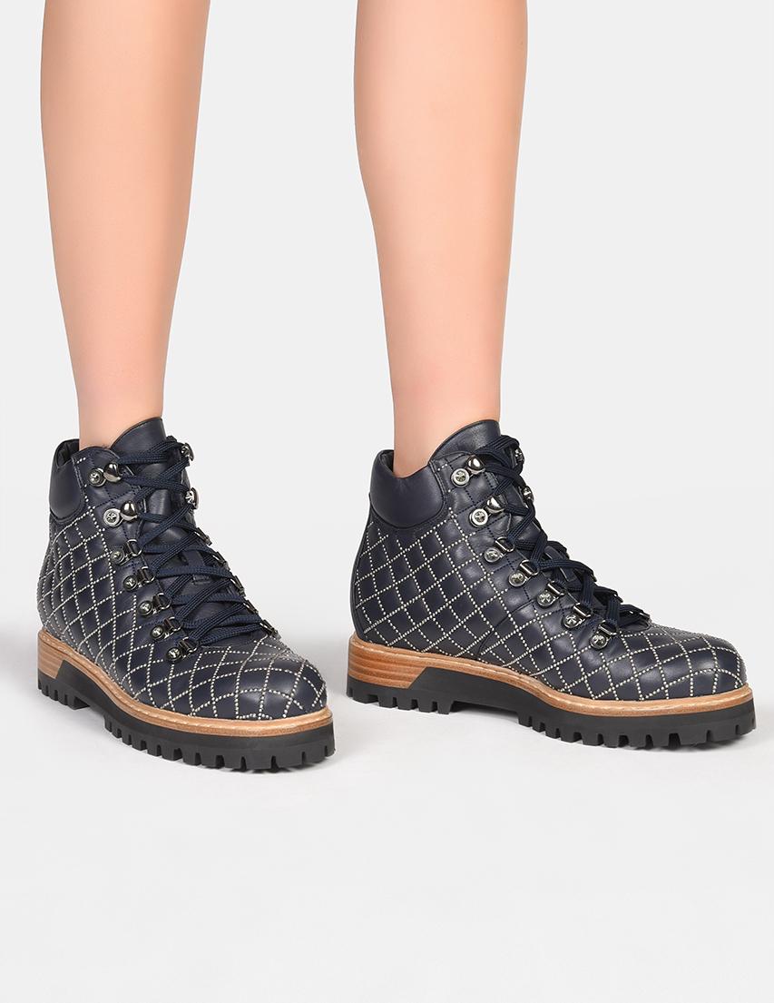 Женские ботинки Le Silla 455_blue