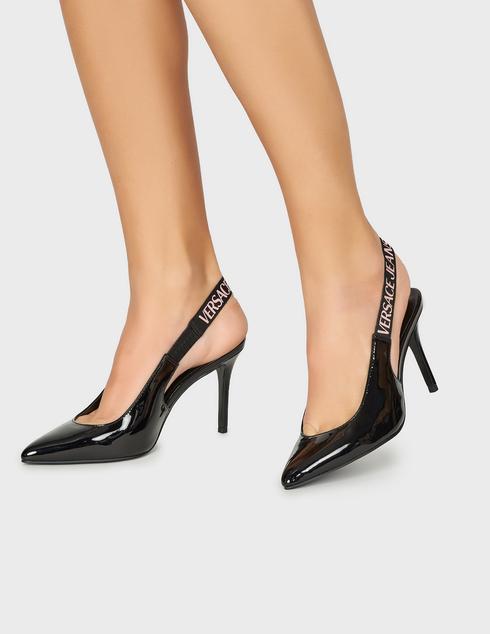 черные Босоножки Versace Jeans Couture EOVWAS5271978-899