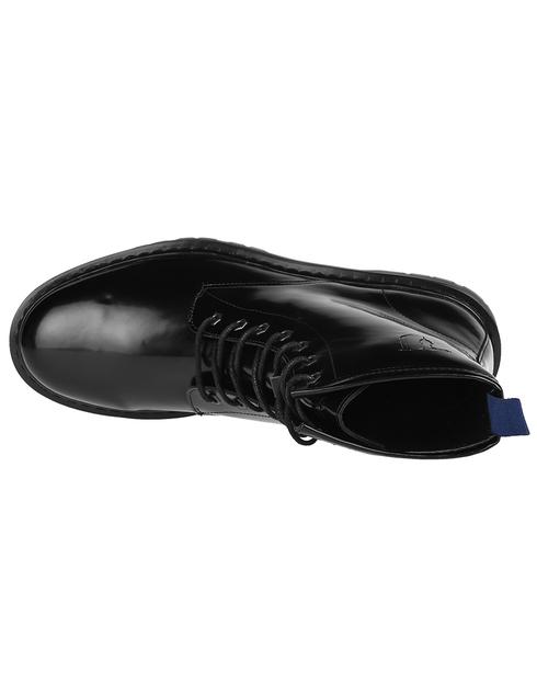 мужские черные  Ботинки Trussardi 77A001269Y099999-K299 - фото-5