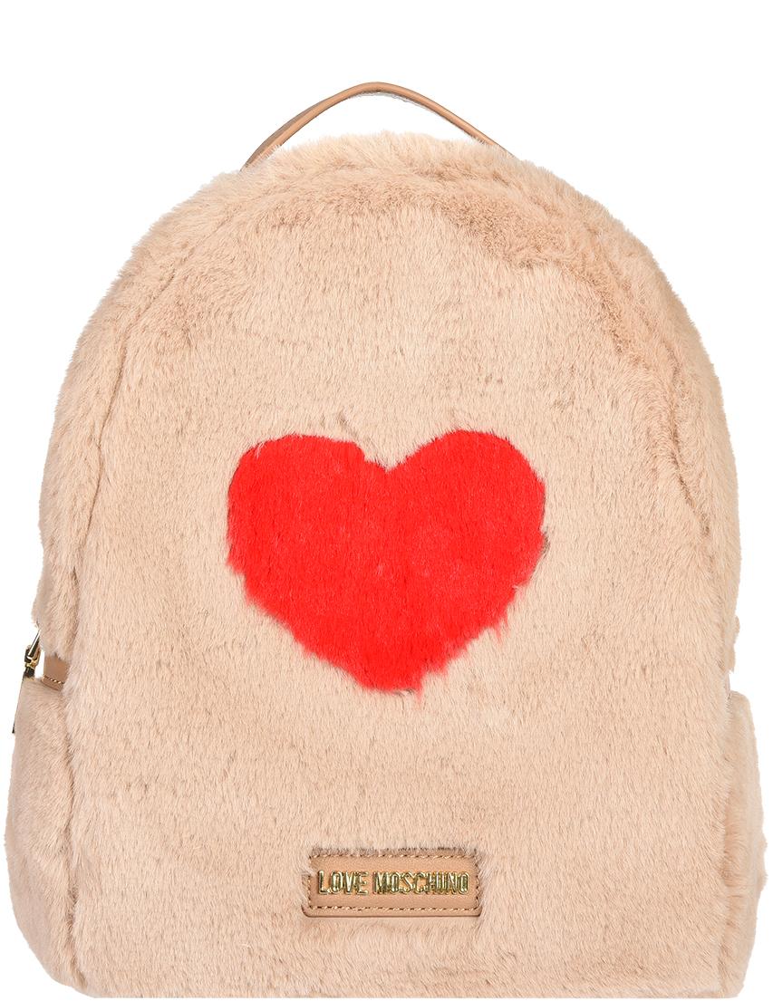 Рюкзак Love Moschino AGR-4327_beige