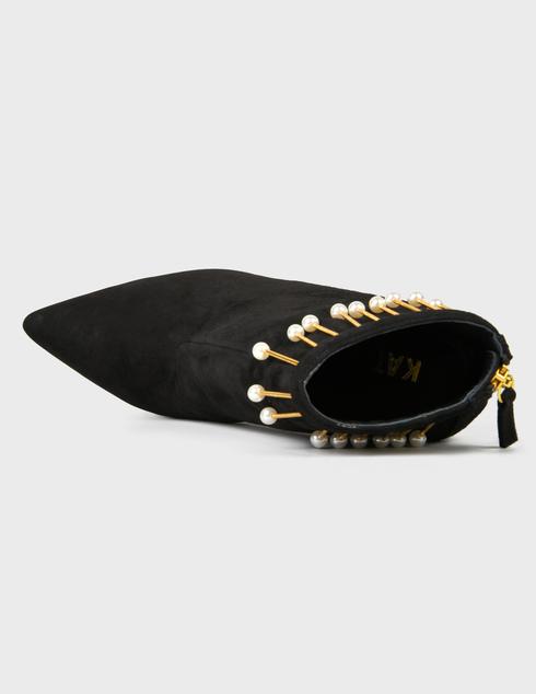 черные женские Ботильоны Kat Maconie LUCIE-BLACK 11369 грн
