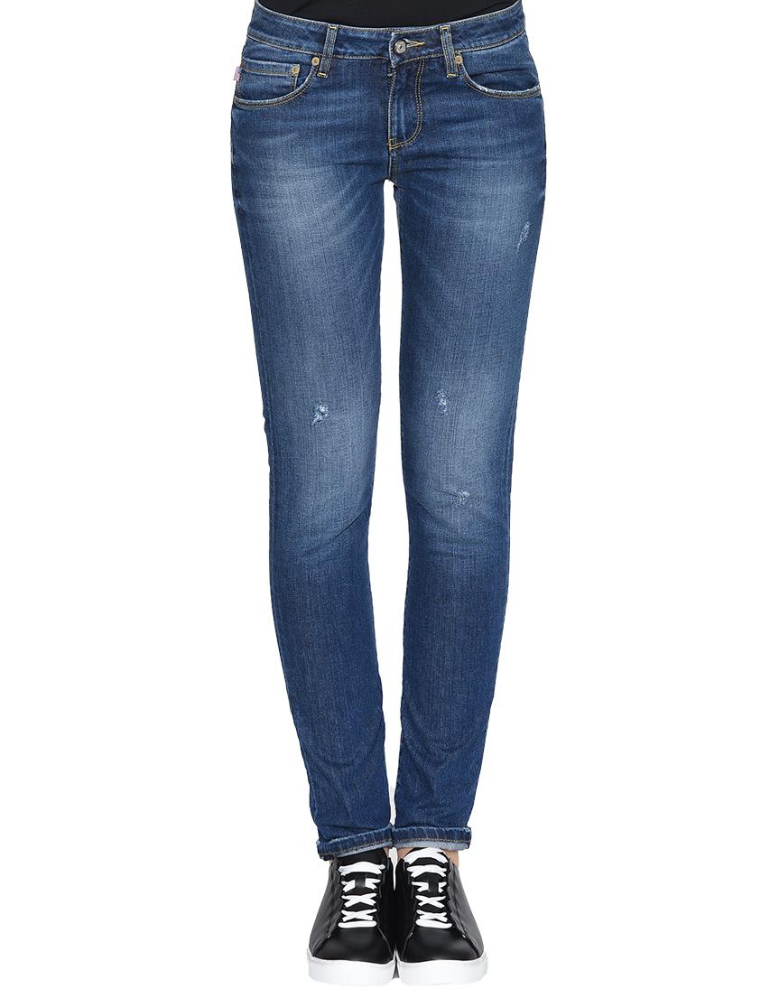 Женские джинсы BLAUER 18SBLDP03416-127_blue