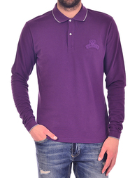 Мужское поло GF FERRE YF171782092_purple