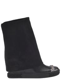Женские сапоги CASADEI 250_black