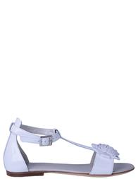 Детские босоножки для девочек ARMANI JUNIOR A3512_white