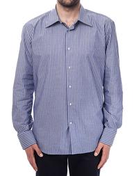 Мужская рубашка VALENTINO P-111_blue