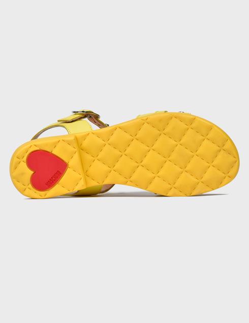 Moschino 26176-giallo-yellow фото-4