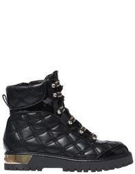 Женские ботинки Loretta Pettinari 3375_black