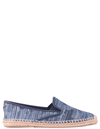Женские эспадрильи CASADEI 0257-blue