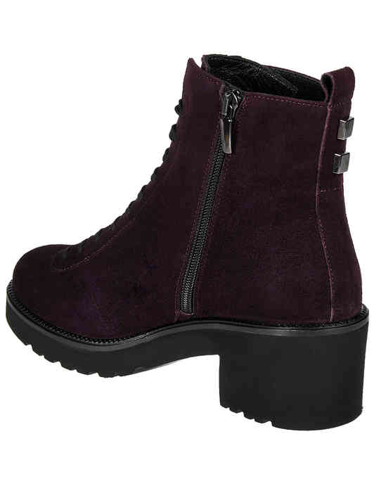 фиолетовые женские Ботинки Mot-Cle DS0616_purple 6273 грн