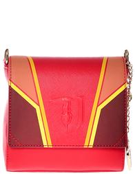 Женская сумка Trussardi Jeans 7574_red