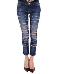 Женские джинсы PHILIPP PLEIN 593437_blue