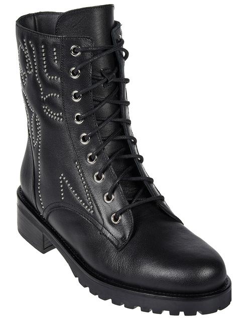 женские черные Ботинки Patrizia Pepe 2V9150/A5W6-K103 - фото-2