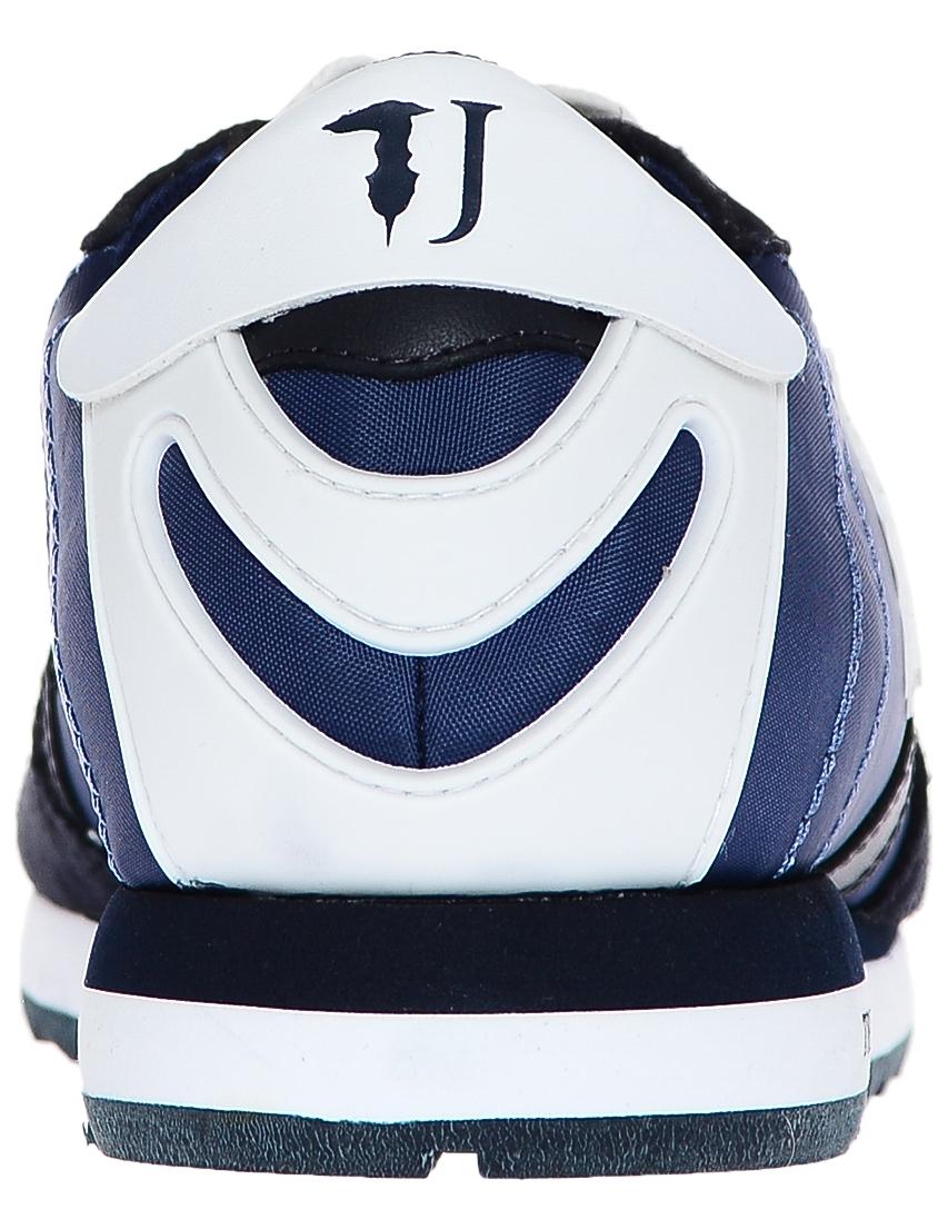 Фото 2 - мужские кроссовки  синего цвета