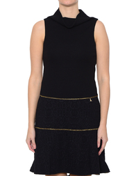 Женское платье PATRIZIA PEPE 8A0353-A82TE-XVV_black
