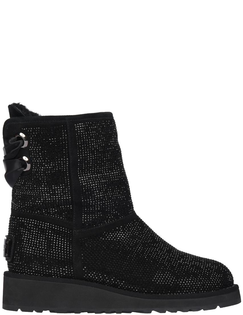 Женские ботинки Gianni Renzi 1364_black