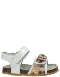 Детские сандалии для девочек ROBERTO CAVALLI CN41245_white