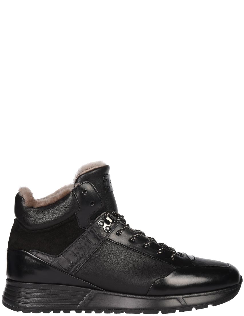 Мужские кроссовки Fabi 8726BM_black