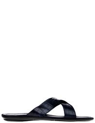 Мужские шлепанцы Doucal'S N1090_blue