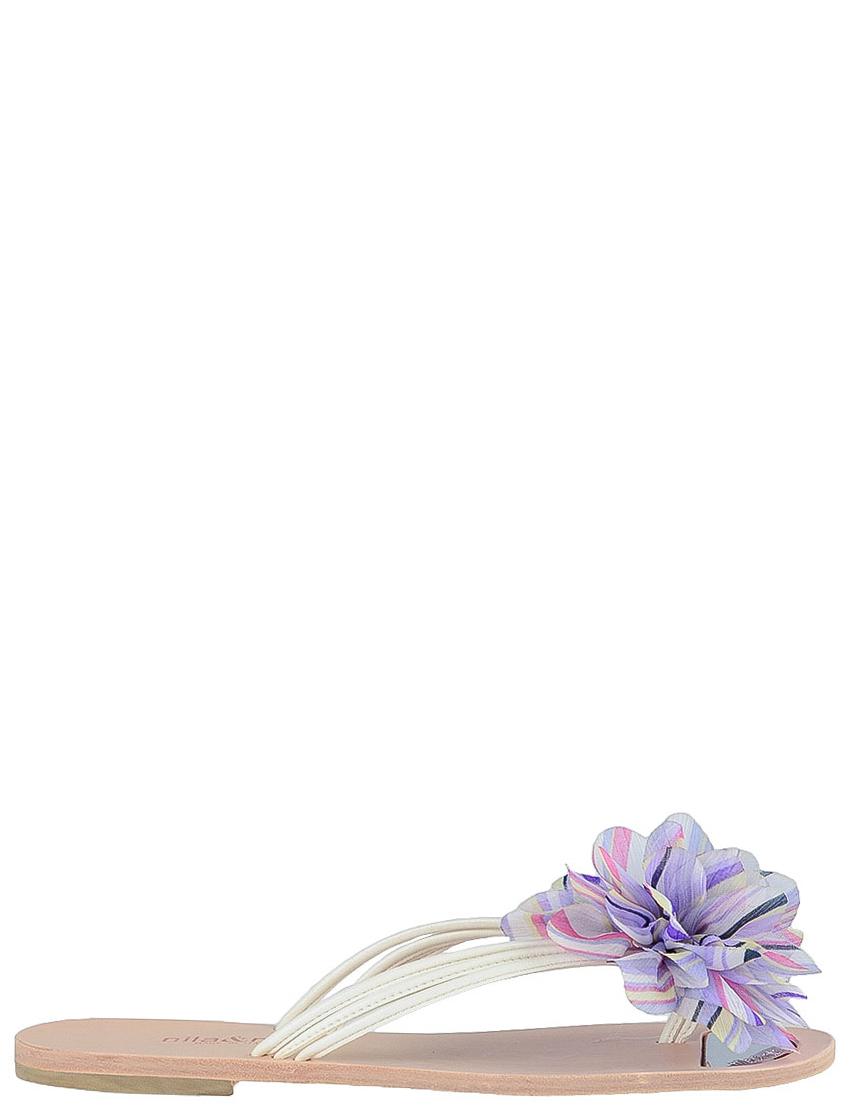 Купить Пантолеты, NILA & NILA, Белый, Весна-Лето