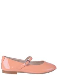 Детские туфли для девочек DOLCE & GABBANA D10096_peach