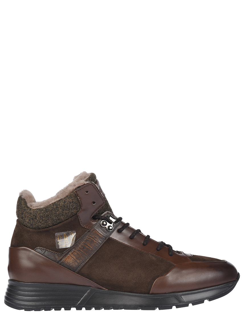 Мужские кроссовки Fabi FU8749BM-3435_brown