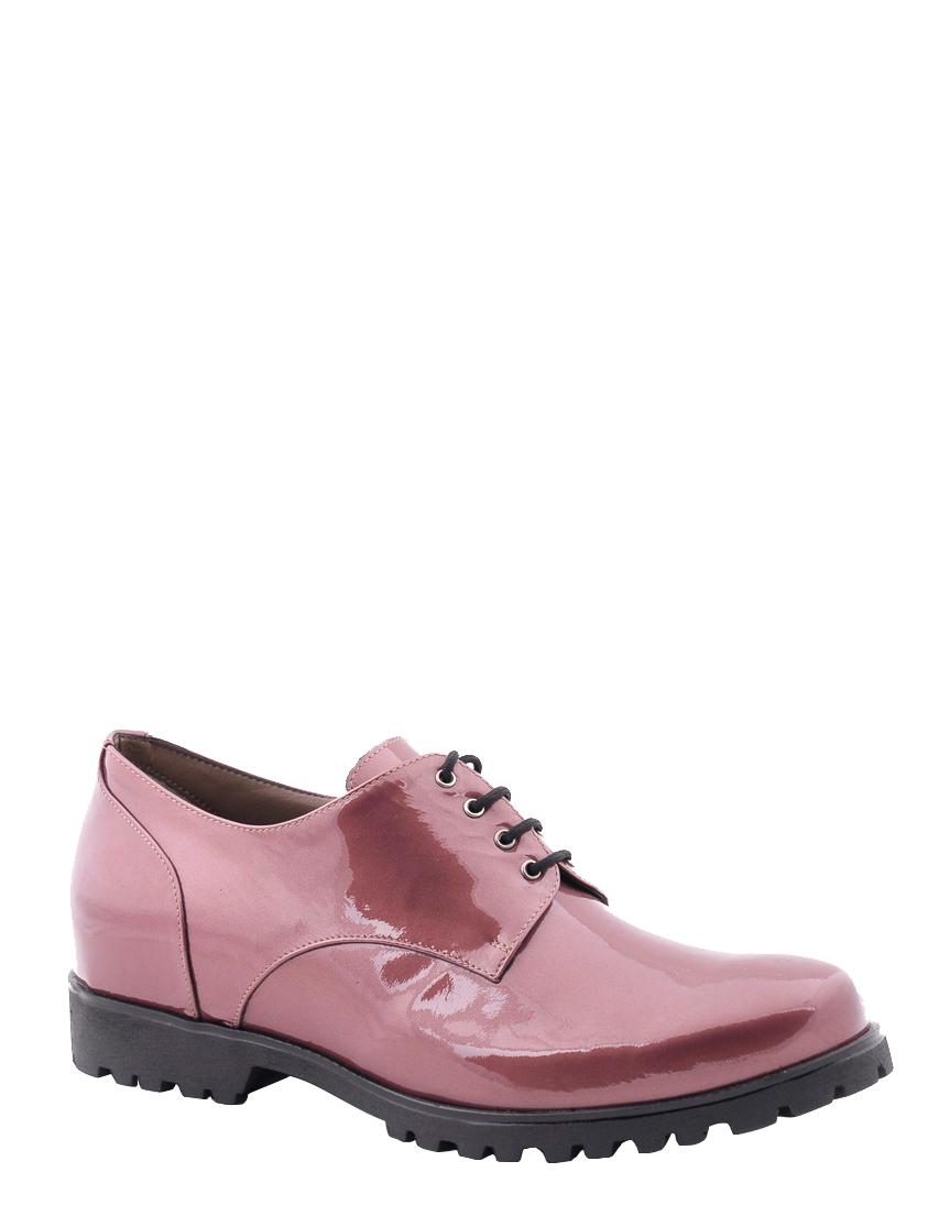 Купить Туфли, ALBANO, Розовый, Осень-Зима