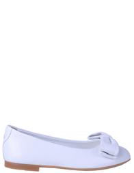 Детские туфли для девочек DOLCE & GABBANA D10117_white