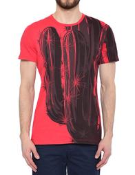 Мужская футболка BIKKEMBERGS 13S-O82