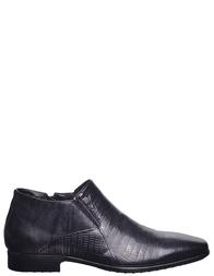 Мужские ботинки MARIO BRUNI 83816-black