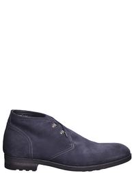 Мужские ботинки GIANFRANCO BUTTERI 27304-blue