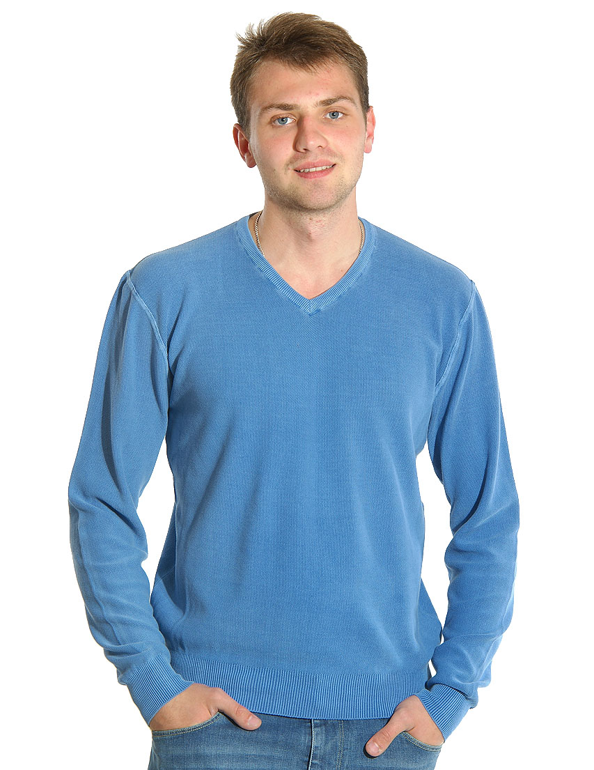 Пуловер от BASILE BLU