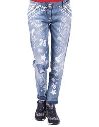 Женские джинсы PHILIPP PLEIN 603250_blue