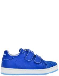 Детские кроссовки для мальчиков Naturino 4064-azzurro_blue