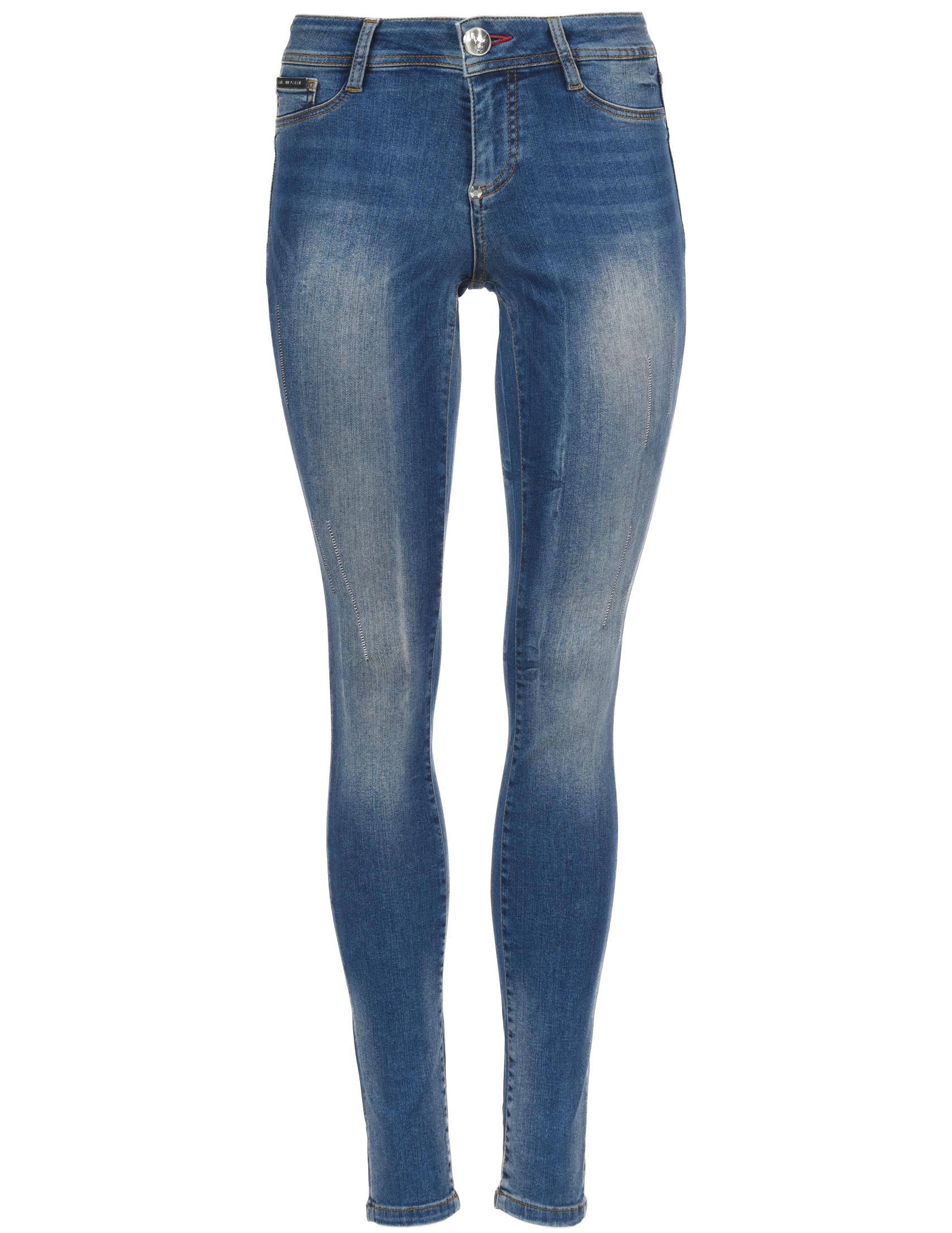 Женские джинсы PHILIPP PLEIN 0897_blue