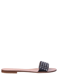 Женские шлепанцы ALBANO 9071_black