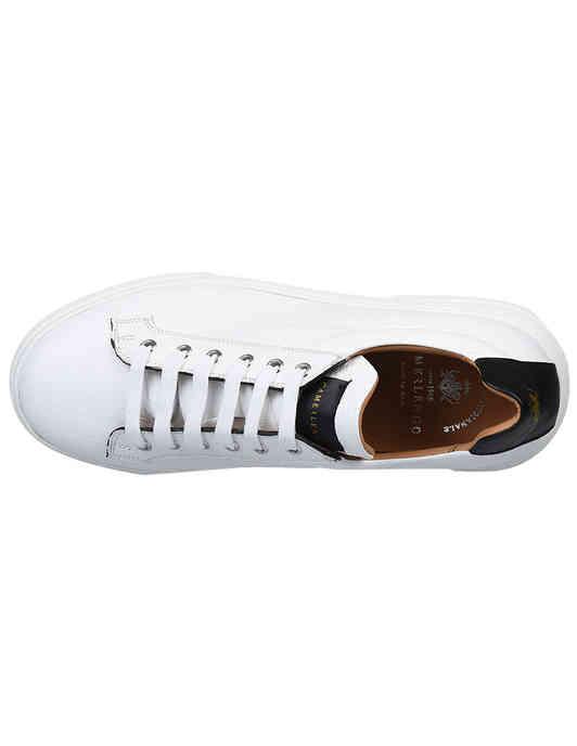 белые Кроссовки Camerlengo 14510-white размер -