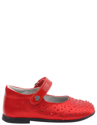 Детские туфли для девочек NATURINO 4594-red